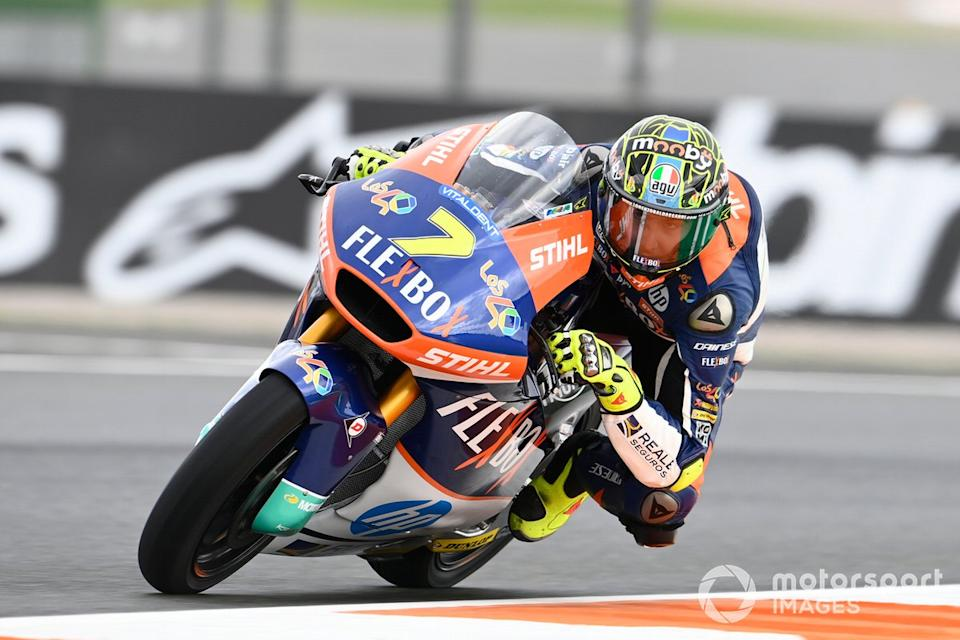 "Lorenzo Baldassarri, Pons HP40<span class=""copyright"">Gold and Goose / Motorsport Images</span>"