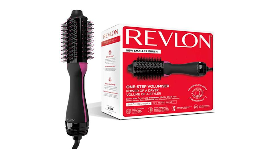 REVLON Salon One-Step Hair dryer and Volumiser mid to short hair