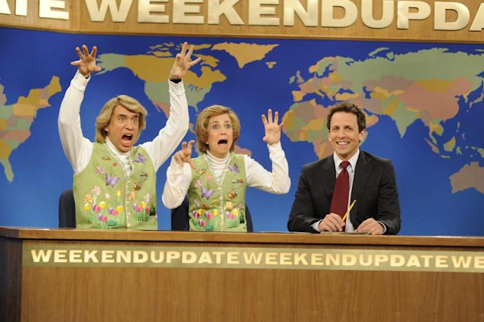 <p>Number of nominations for <em>Saturday Night Live </em>since 1976 — the most nominations for any program. Of those, it has won 78 awards. On a related note, producer Lorne Michaels has received 92 nominations over the years, the most for an individual.</p>