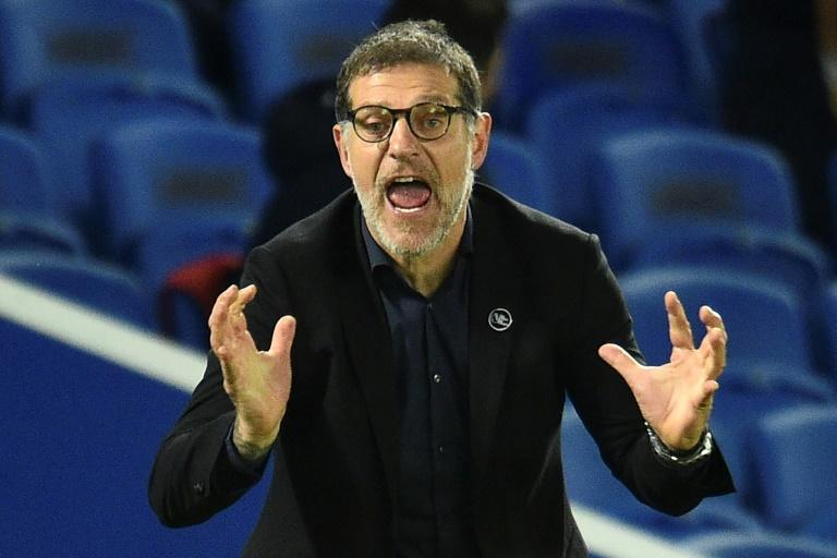 Slaven Bilic was West Brom boss for less than two years