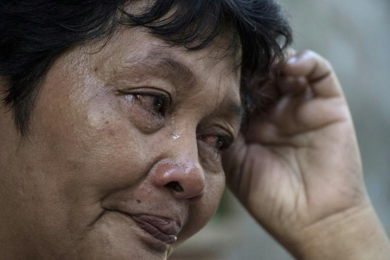 Melinda Colite says her grandson died after getting injected with the anti-dengue fever vaccine
