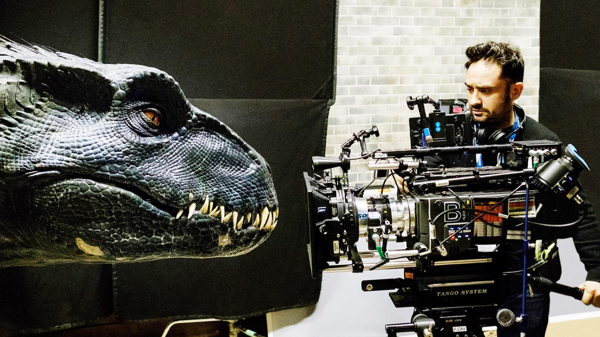 An *Interview* With Blue, A Chill Velociraptor From 'Jurassic World: Fallen Kingdom'