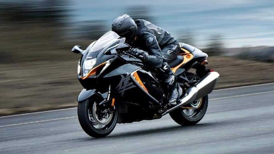 Suzuki Hayabusa to be launched in India in Q2 2021