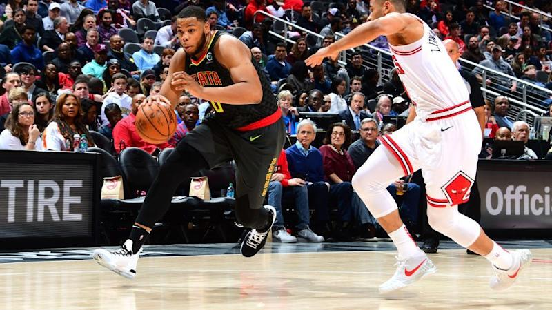Warriors To Acquire Omari Spellman In Trade With Hawks