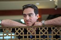 Iranian-American consultant Siamak Namazi is shown in this undated family handout picture released February 27, 2016. Iranian authorities this week arrested the elderly father of an American consultant Siamak Namazi jailed in Iran since October 2015, the man's family said on February 24, 2016. Siamak Namazi, a dual U.S.-Iranian citizen, was detained by Iran's Islamic Revolutionary Guard Corps in October while in Iran visiting family. Officials have yet to announce charges against him. REUTERS/Handout via Reuters ATTENTION EDITORS - THIS PICTURE WAS PROVIDED BY A THIRD PARTY. REUTERS IS UNABLE TO INDEPENDENTLY VERIFY THE AUTHENTICITY, CONTENT, LOCATION OR DATE OF THIS IMAGE. EDITORIAL USE ONLY. NOT FOR SALE FOR MARKETING OR ADVERTISING CAMPAIGNS. NO RESALES. NO ARCHIVE. THIS PICTURE IS DISTRIBUTED EXACTLY AS RECEIVED BY REUTERS, AS A SERVICE TO CLIENTS