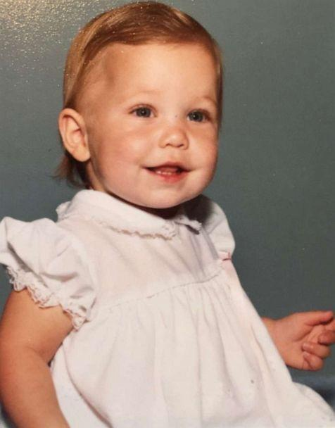 PHOTO: Abby Wambach as a toddler in this undated family photo. (Courtesy Abby Wambach)