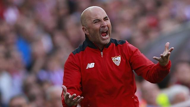 Defeat to Atletico Madrid means Sevilla could fall 11 points behind LaLiga leaders Real Madrid, a gap Jorge Sampaoli deems insurmountable.