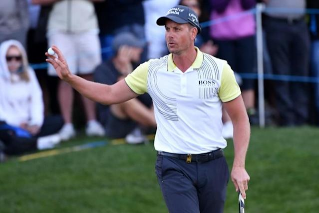 Sweden's Henrik Stenson will be working with a new 3-wood when he opens his 2019-20 US PGA Tour campaign on Thursday at the Houston Open (AFP Photo/Paul ELLIS)