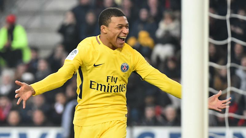 brand new efc1d 38c6a PSG star Mbappe: I don't know where I'll be in two years