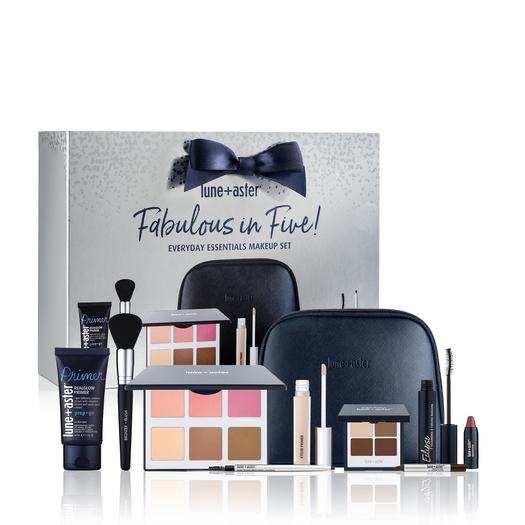 Fabulous in Five! Makeup Set, Everyday Essentials Edition