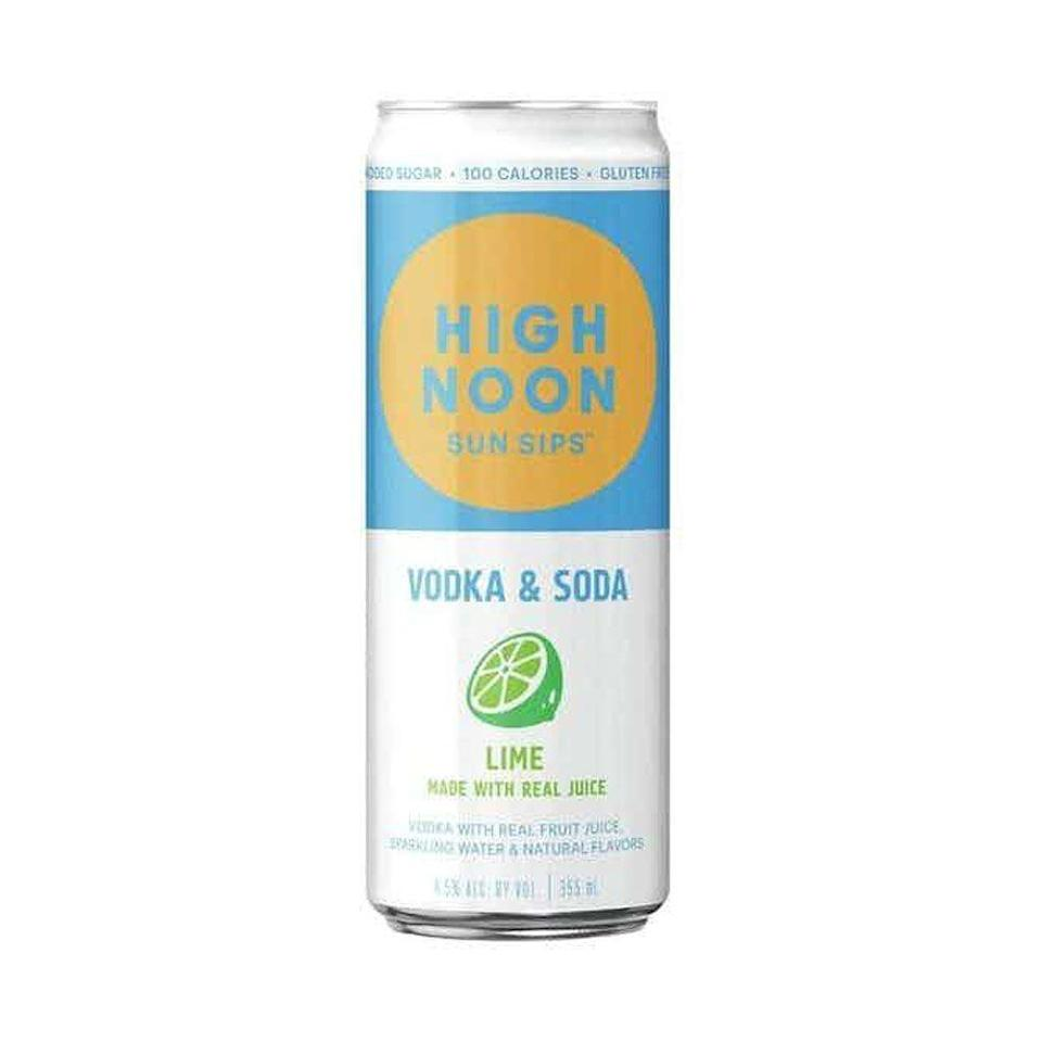 """<p><strong>High Noon</strong></p><p>totalwine.com</p><p><a href=""""https://go.redirectingat.com?id=74968X1596630&url=https%3A%2F%2Fwww.totalwine.com%2Fspirits%2Fready-to-drink%2Funique-cocktails%2Fhigh-noon-hard-seltzer-variety-pack%2Fp%2F230804355&sref=https%3A%2F%2Fwww.cosmopolitan.com%2Ffood-cocktails%2Fg36596713%2Fbest-hard-seltzers%2F"""" rel=""""nofollow noopener"""" target=""""_blank"""" data-ylk=""""slk:BUY IT HERE"""" class=""""link rapid-noclick-resp"""">BUY IT HERE</a></p><p>High Noon is unabashed in asking vodka-soda lovers to cross the cocktail barricade and give into the hard seltzer wave. It's got a little more alcohol bite than other lime seltzers.<br><strong><br>Crushability: </strong>3.5<strong><br>Craveability: </strong>2.5<strong><br>Creativity:</strong> 1<strong><br>Overall:</strong> 7<br><strong><br>Calories: </strong>100<strong><br>Sugar: </strong>2.6g<strong><br>ABV: </strong>4.5%</p>"""