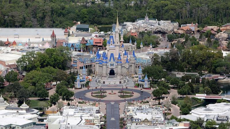 Disney takes $1.4 billion hit from coronavirus as parks, theaters close