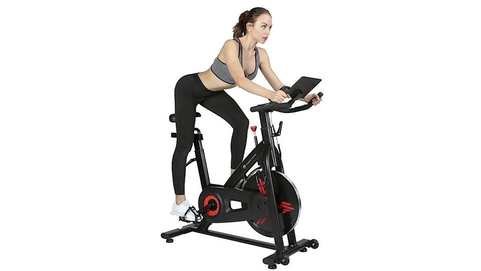 Amp up your exercise game with this bike for less.