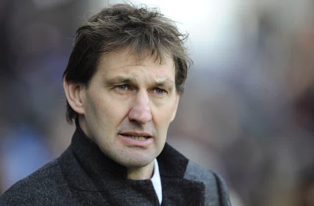 Tony Adams has done managerial and media work since he retired from playing