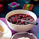 "<p>Turkey can't be without its cranberries and our recipe, with a tang of ginger, is easy to make and freezes brilliantly.</p><p><strong>Recipe: <a href=""https://www.goodhousekeeping.com/uk/food/recipes/a535652/cranberry-and-ginger-sauce/"" rel=""nofollow noopener"" target=""_blank"" data-ylk=""slk:Cranberry and Ginger Sauce"" class=""link rapid-noclick-resp"">Cranberry and Ginger Sauce</a></strong></p>"