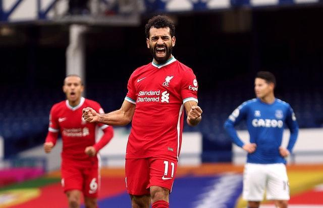 Salah's consistent goalscoring has continued for a fourth campaign