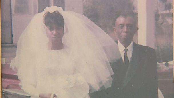 Freddie Lee Tyson pictured on his wedding day courtesy of Lillie Tyson-Head. (ABC)