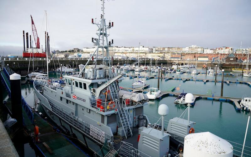 The company aims to operate freight ferries from Ramsgate  - Getty Images Europe