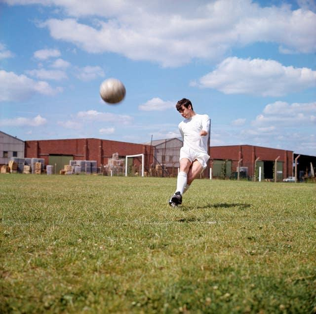 Lorimer reputedly boasted one of the hardest shots in football in his heyday