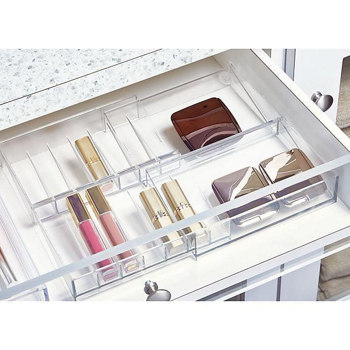 <p>The <span>iDesign Cosmetic Expandable Drawer Organizer</span> ($11, originally $15) is perfect for displaying all your products.</p>