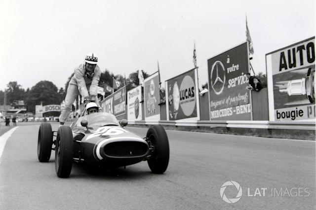 """Cooper T53 (1960-1962) <span class=""""copyright"""">LAT Images</span>"""