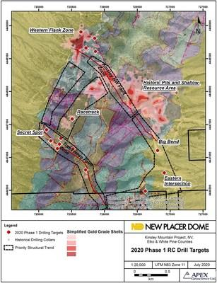 Figure 1: Plan View of Tomtebo Mine (CNW Group/District Metals Corp.)