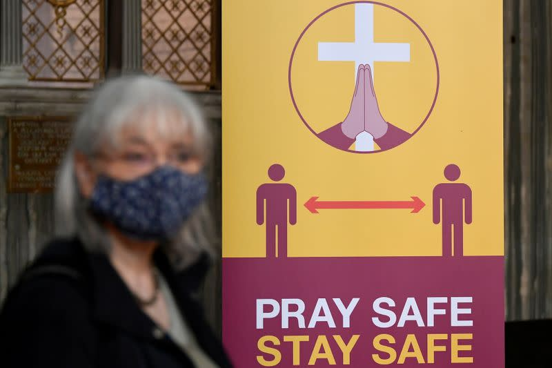 UK COVID-19 death toll hits 53,077 - Reuters tally