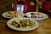 """<p>Not only has Tenoch Mexican been named one of the best tacos in Boston, but its also been crowned with the award for best sandwiches because of its tortas.</p><p><em>Check out <a href=""""https://www.facebook.com/Tenoch-Mexican-247431725318500/"""" rel=""""nofollow noopener"""" target=""""_blank"""" data-ylk=""""slk:Tenoch Mexican on Facebook"""" class=""""link rapid-noclick-resp"""">Tenoch Mexican on Facebook</a>.</em></p>"""
