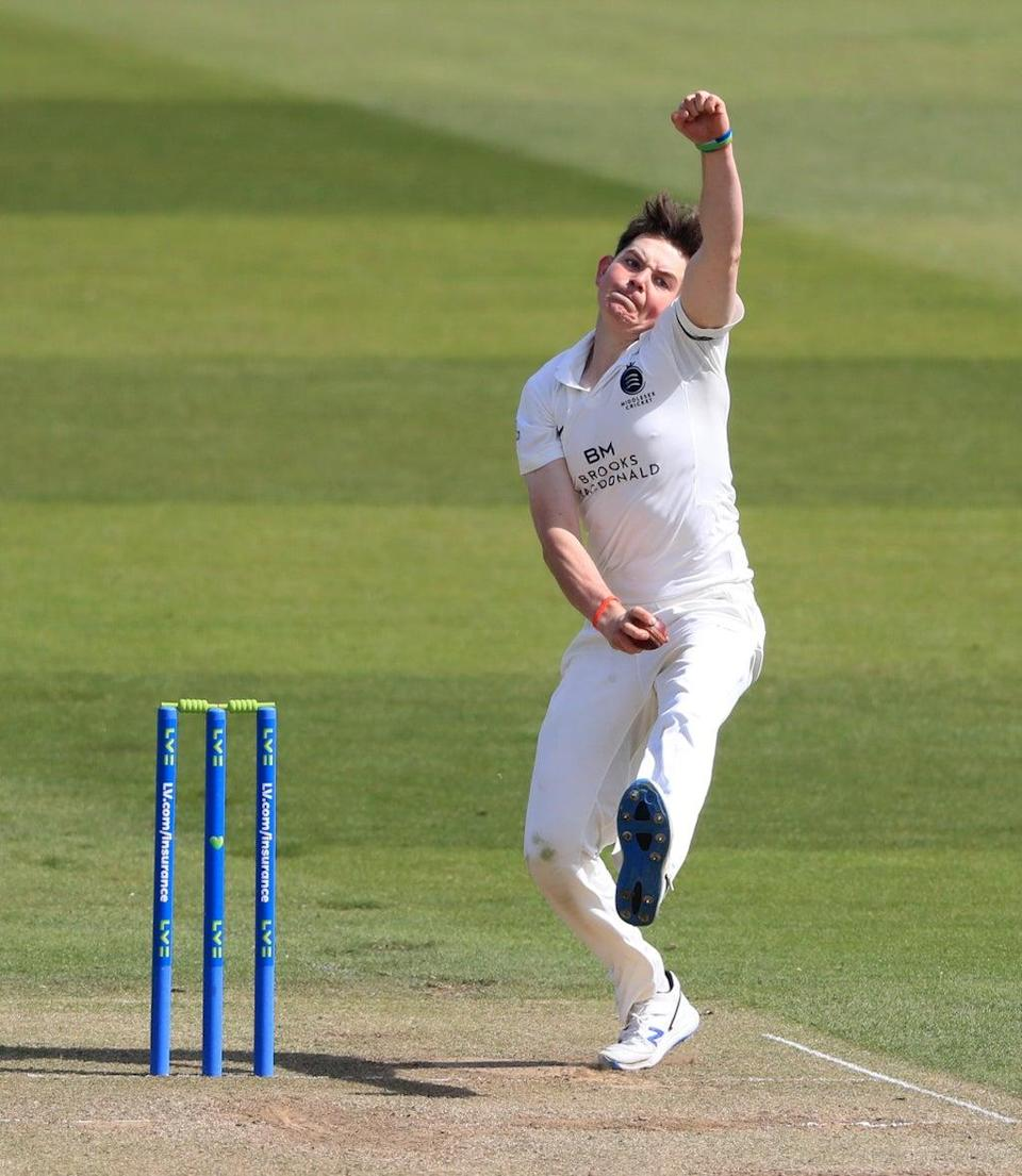 Ethan Bamber was in fine form for Middlesex (Adam Davy/PA) (PA Wire)