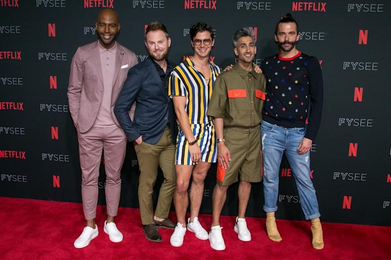 Queer Eye cast choose rural town for Aussie makeover