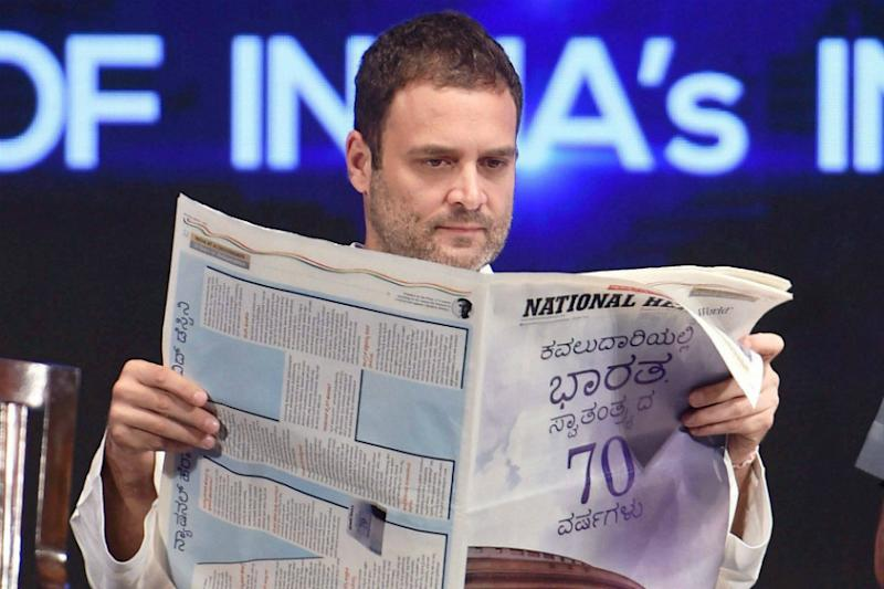 SC Stops Eviction of National Herald Publisher, Sends Notice to Centre