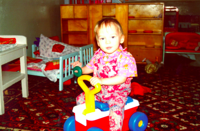 Elaine Halladopted her son Neal from an orphanage in Russia when he was 23 months old. (Courtesy of Elaine Hall)