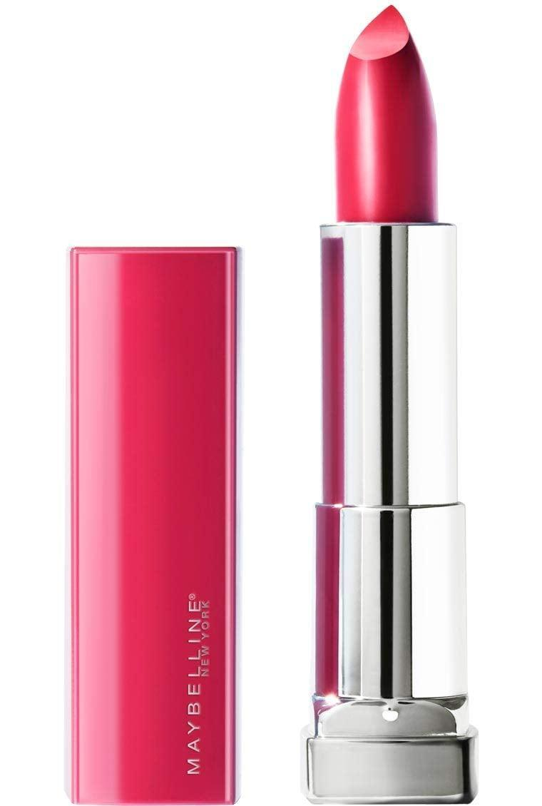 <p>The shades of <span>Maybelline New York Color Sensational Made For All Lipstick</span> ($6) were tested on 50 different skin tones to ensure the hues are flattering on everyone.</p>