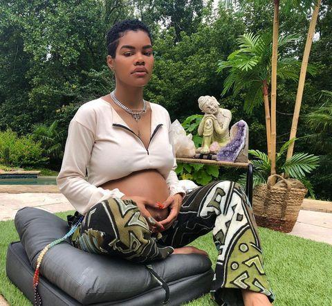 "<p>Teyana Taylor's first memorable (and it was memorable) TV appearance was on an episode of MTV's <em>My Super Sweet Sixteen</em> in February 2007, but Teyana was already working hard by the time she celebrated her 16th birthday. </p><p>According to <em><a href=""https://www.cosmopolitan.com/entertainment/celebs/news/a63416/teyana-taylor-facts-kanye-west-fade-music-video/"" rel=""nofollow noopener"" target=""_blank"" data-ylk=""slk:Cosmopolitan"" class=""link rapid-noclick-resp"">Cosmopolitan</a></em>, the dancer and singer was signed to Pharrell's Star Trak Entertainment at just 15 and later that year, was credited as a choreographer on the music video for Beyonce's ""Ring the Alarm.""</p><p><a href=""https://www.instagram.com/p/CEHyjkshYY2/"" rel=""nofollow noopener"" target=""_blank"" data-ylk=""slk:See the original post on Instagram"" class=""link rapid-noclick-resp"">See the original post on Instagram</a></p>"