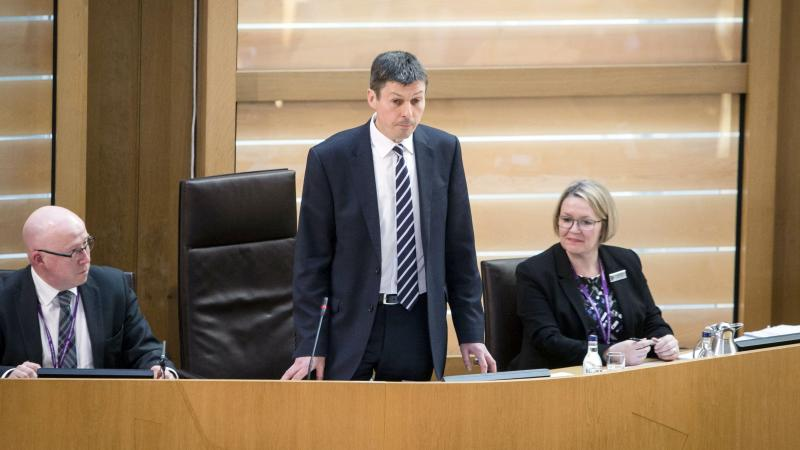 Scottish Parliament could continue sitting through 'very unusual summer'