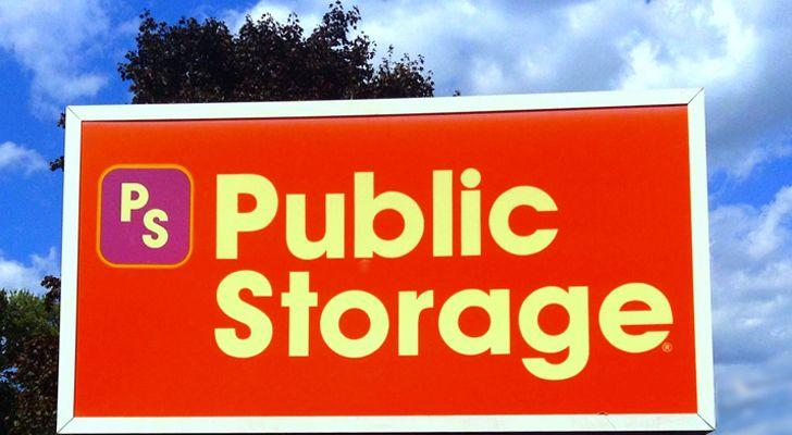 Best REITs to Buy: Public Storage (PSA)