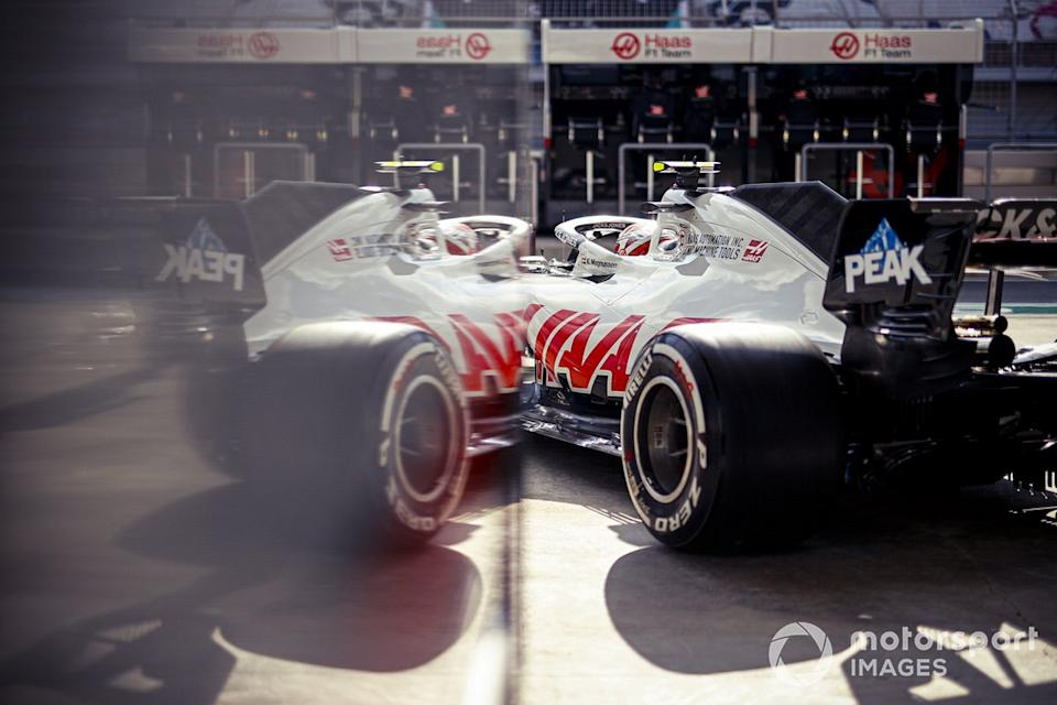 """Kevin Magnussen, Haas VF-20<span class=""""copyright"""">Andy Hone / Motorsport Images</span>"""
