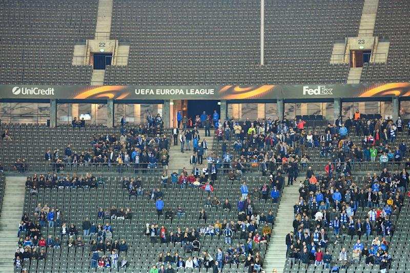Europa League: Hertha entschädigt 1000 Fans