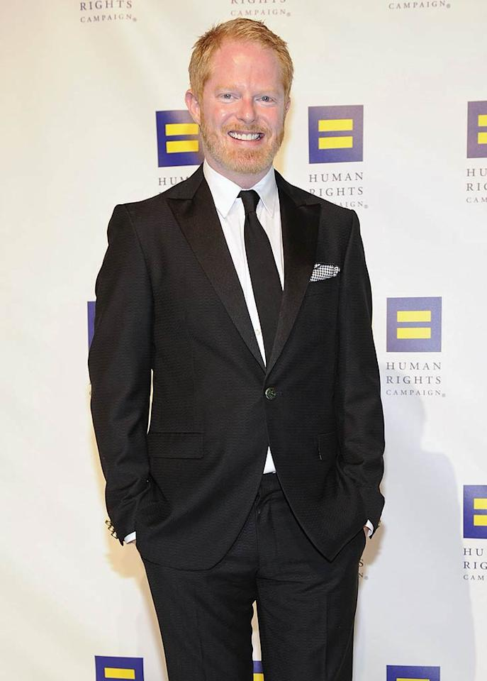 "October 22: ""Modern Family"" star Jesse Tyler Ferguson turns 36."