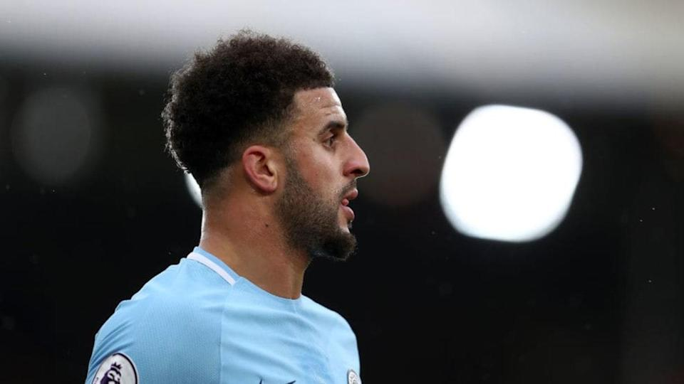 Kyle Walker   Catherine Ivill/Getty Images