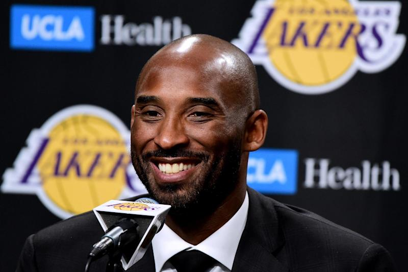Kobe Bryant was killed in a helicopter crash in Calabasas, California: Getty Images