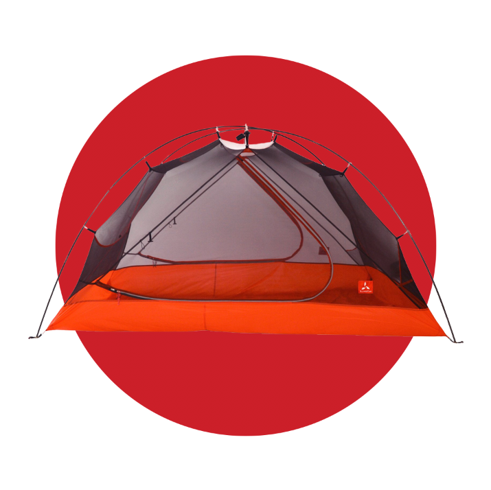 """<p>slingfin.com</p><p><strong>$436.50</strong></p><p><a href=""""https://www.slingfin.com/products/portal-2?ref=ggt4kpohay"""" rel=""""nofollow noopener"""" target=""""_blank"""" data-ylk=""""slk:BUY IT HERE"""" class=""""link rapid-noclick-resp"""">BUY IT HERE</a></p><p>The modern engineering of tents is truly remarkable. The Portal tent is hyper-lightweight, coming in at just 2 pounds 13 ounces, but it doesn't sacrifice strength. Its sturdy base holds up in a storm and the protective fabric keeps water from sneaking in. Better yet? There are add-ons to the OG tent to help extend its life, like <a href=""""https://www.slingfin.com/collections/tent-accessories/products/portal-flat-footprint"""" rel=""""nofollow noopener"""" target=""""_blank"""" data-ylk=""""slk:extra flooring"""" class=""""link rapid-noclick-resp"""">extra flooring</a> and a <a href=""""https://www.slingfin.com/collections/tent-accessories/products/portal-tub-footprint"""" rel=""""nofollow noopener"""" target=""""_blank"""" data-ylk=""""slk:bonus bottom"""" class=""""link rapid-noclick-resp"""">bonus bottom</a> for especially buggy spots.</p>"""