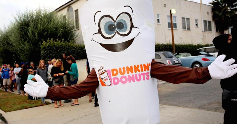 Dunkin sold 4.6M of this donut