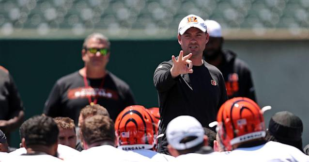 Bengals News (6/17): Zac Taylor brings a noticeable energy