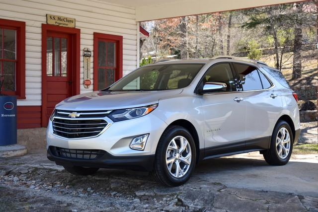 2018 Chevrolet Equinox First Drive Yahoo Finance Autos Post