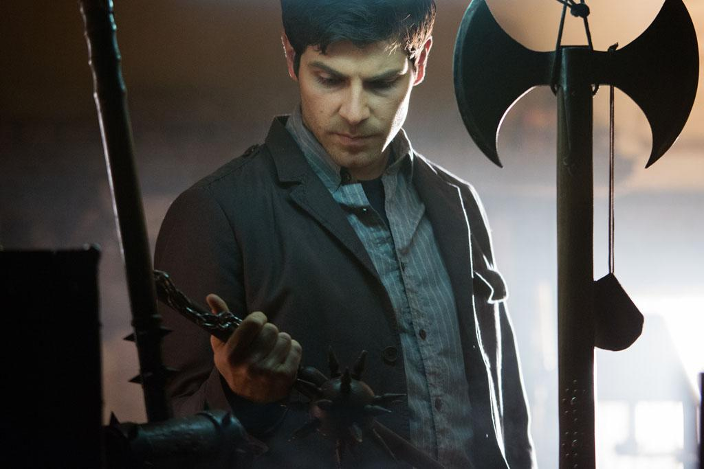 "David Giuntoli as Nick Burkhardt in the ""Grimm"" episode, ""La Llorona."""