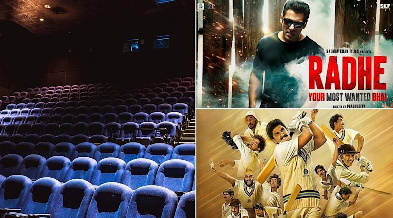 Theatres in Maharashtra To Remain Shut, Film Distributors and Theatre Owners Hopeful for Businesses To Open By Diwali