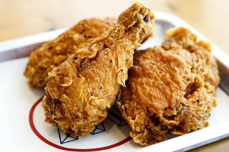 image of fried chicken from wildfire chicken