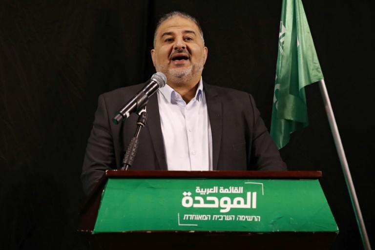 Mansour Abbas, whose conservative Islamic Raam Party controls four seats; in an unprecedented twist, it appears impossible for either camp to form a government without support from Raam