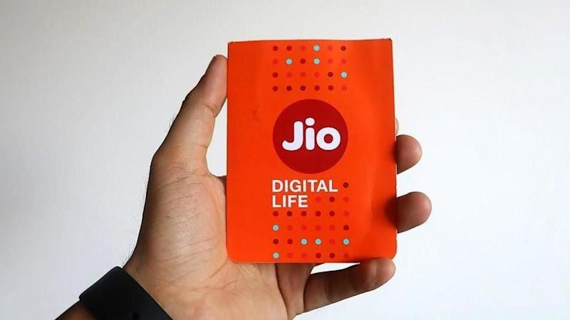 Jio claims it